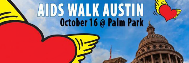 AIDS Walk Austin 2016